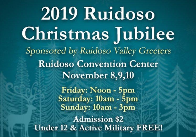 Christmas Jubilee Ruidoso 2020 Christmas Jubilee