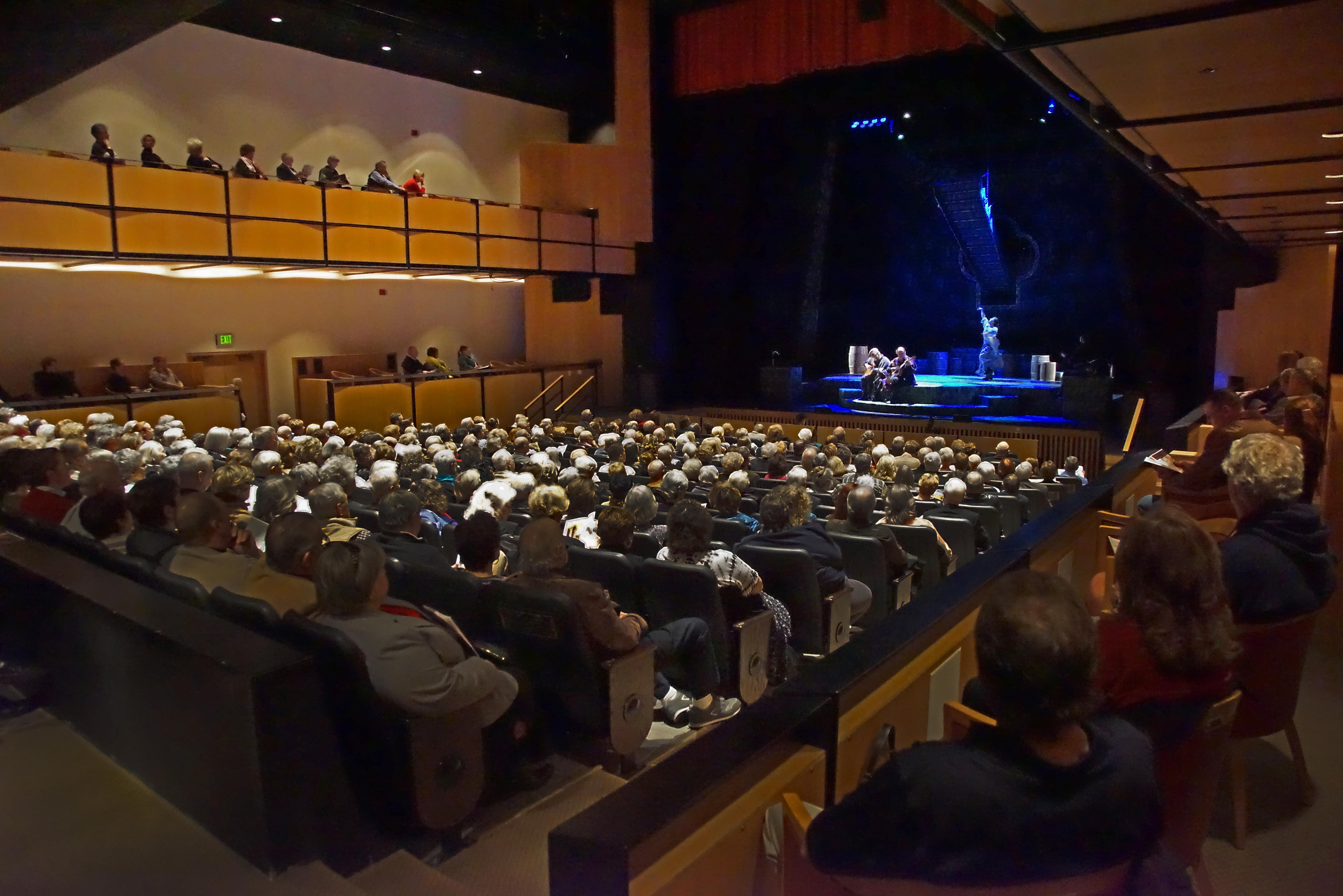 Four Seasons Rv >> Spencer Theater for the Performing Arts