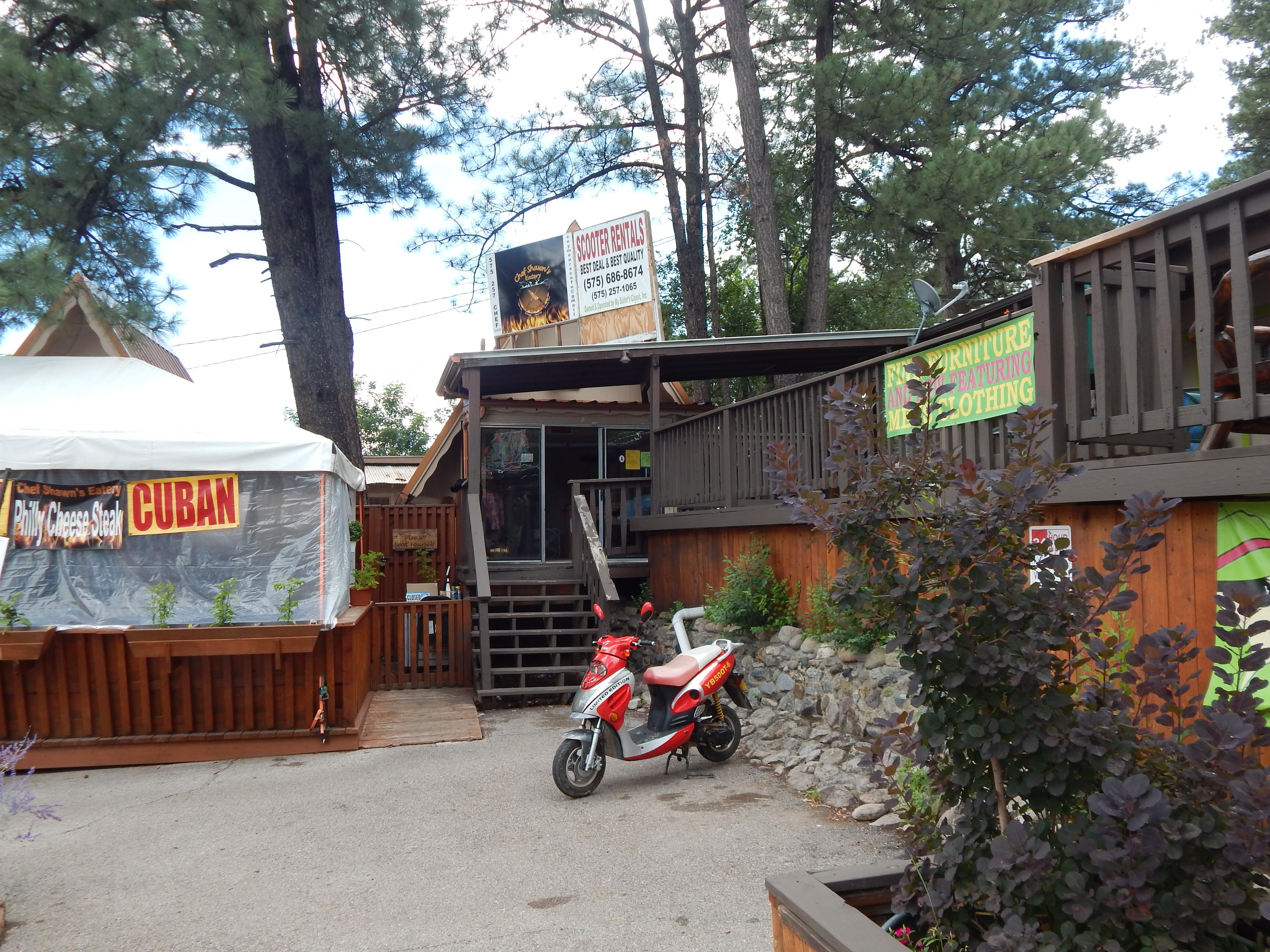 rv campground cabins cabin park mexico gallery rental ruidoso hollow img photo new bonito