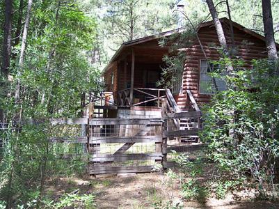 Ruidoso cedarside cabin for Cabin rentals near ski apache