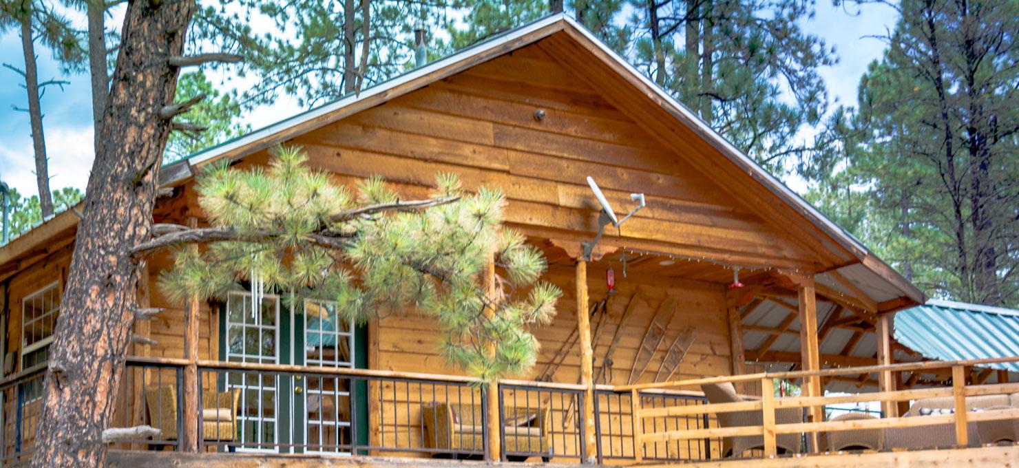 Ruidoso nm vacation guide cabin rentals more for Cabin rentals near ski apache